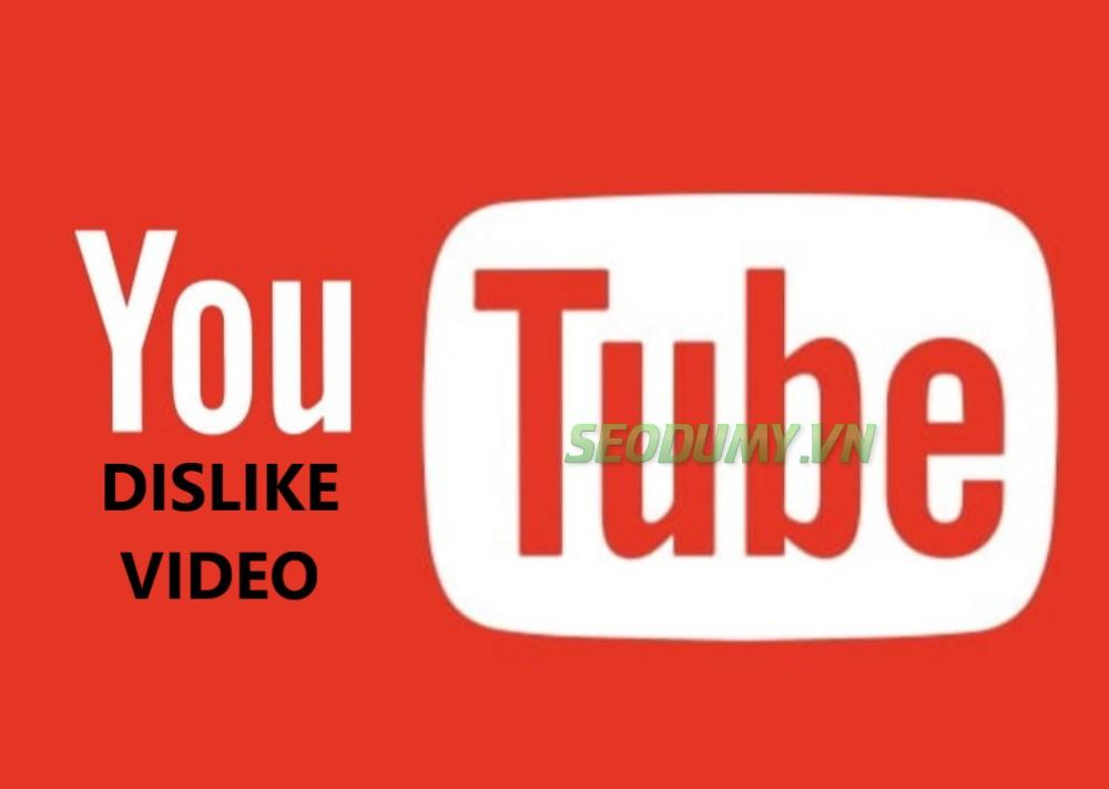 Tăng Dislike Video (200đ)