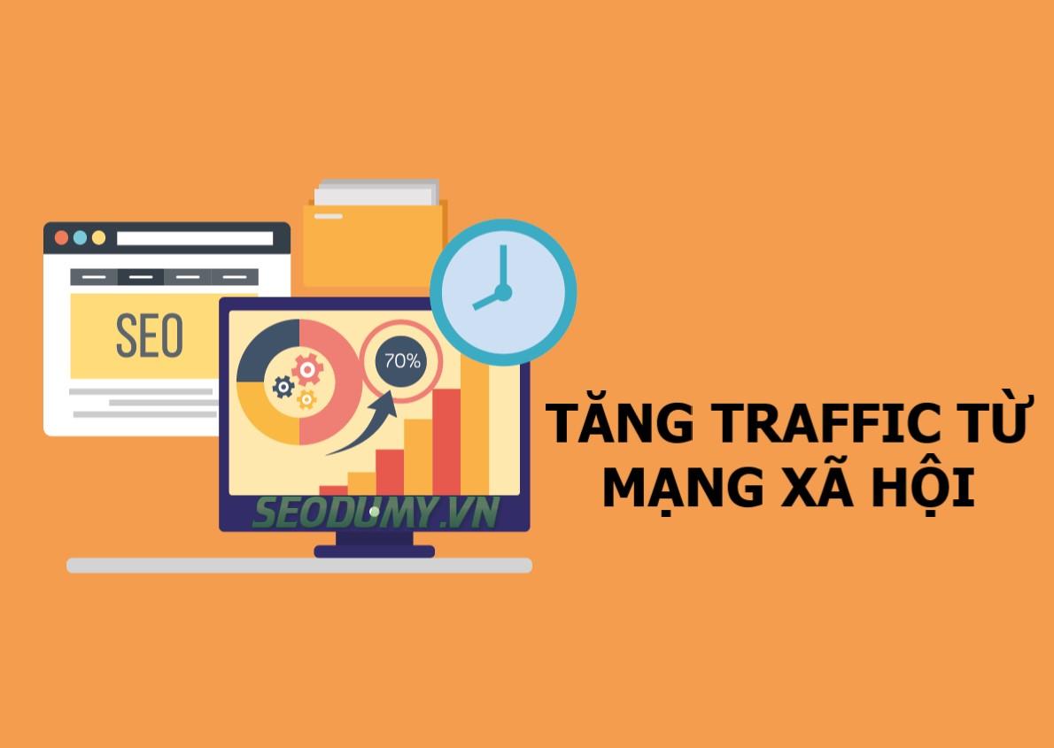 Tăng Traffic Từ Mạng Xã Hội