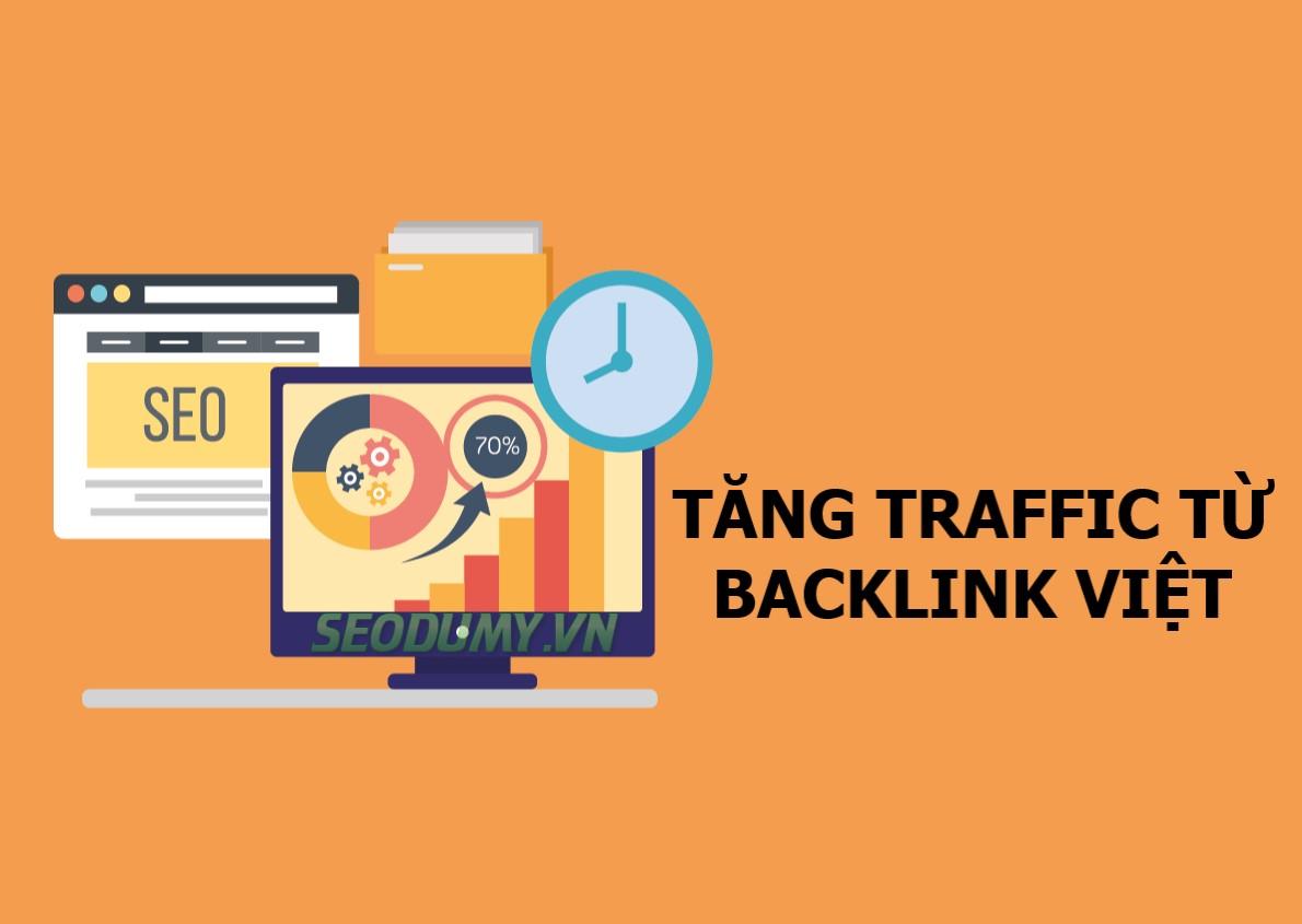 Tăng Traffic Từ Backlink Việt